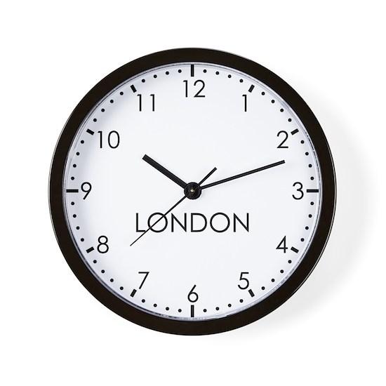 LONDON Newsroom