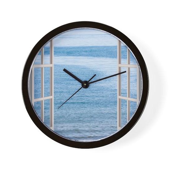 Ocean Scene Window