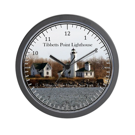 Tibbetts Point Lighthouse clock