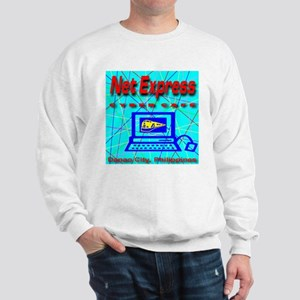 Net Express Cyber Cafe Sweatshirt