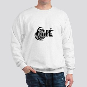 Cafe Sweatshirt