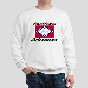 Fayetteville Arkansas Sweatshirts & Hoodies - CafePress