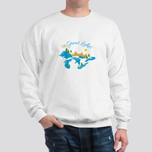 The Great Lakes Sweatshirt