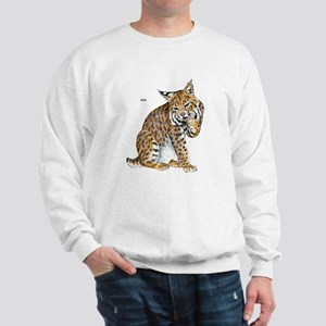 Bobcat Wild Cat Sweatshirt