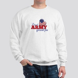 Proud Army Grandpa - Sweatshirt
