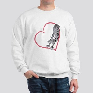 NMrW Heartline Lean Sweatshirt