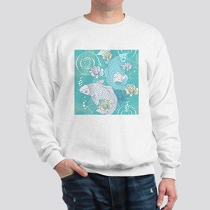 Koi Fish Sweatshirt