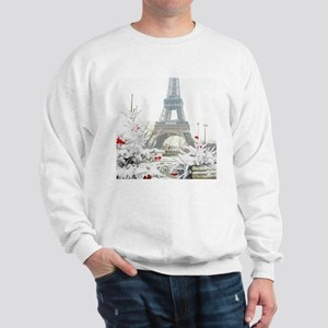Winter in Paris Sweatshirt