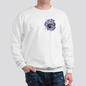 """Save the Blue"" Sweatshirt"