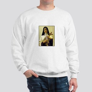 Saint Therese de Lisieux Sweatshirt