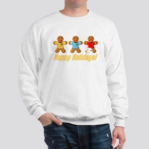 Star Trek Gingerbread Men Jumper