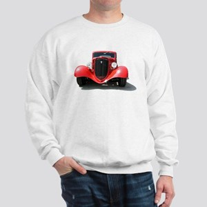 Helaine's Hot Rod Sweatshirt
