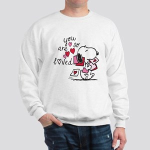Snoopy - You Are So Loved Sweatshirt