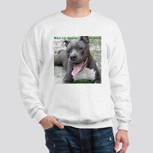 Smile With APBT Style Sweatshirt