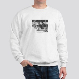 One for the money Sweatshirt
