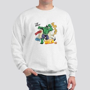 Hulk Smash Sweatshirt