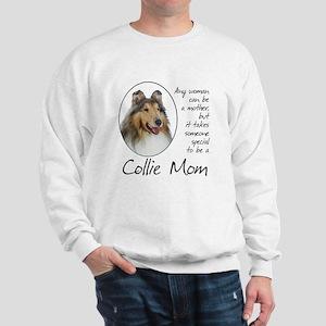 Collie Mom Sweatshirt