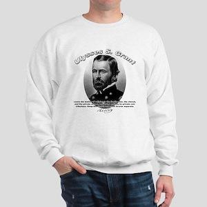 Ulysses S. Grant 01 Sweatshirt