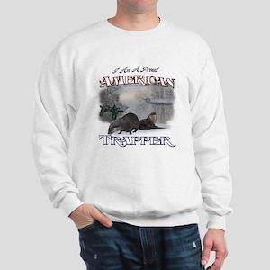 Proud American Trapper Sweatshirt