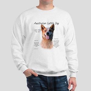 Cattle Dog (red) Sweatshirt