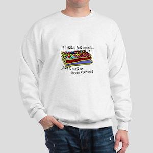 Quilting Aerobics Sweatshirt