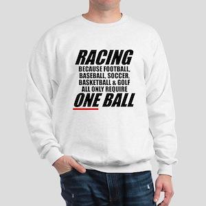 2-ONE BALL Sweatshirt