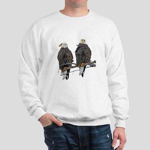 TWIN EAGLES Sweatshirt