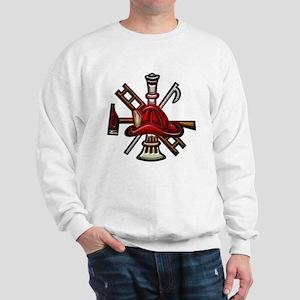 Firefighter/Rescue Tools Sweatshirt