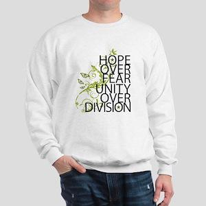 Obama Vine Half - Over Division Sweatshirt