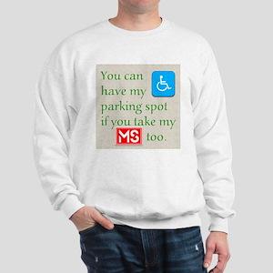 MS Parking Spot Sweatshirt
