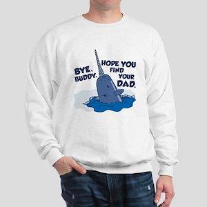 Elf Narwhal Sweatshirt