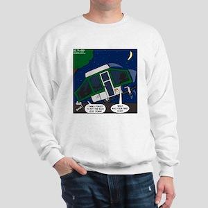 Pop-up Camper Problems Sweatshirt
