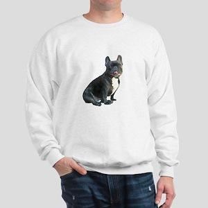 French Bulldog (blk)1 Sweatshirt