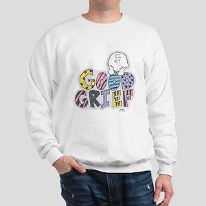 Charlie Brown Good Grief Sweatshirt