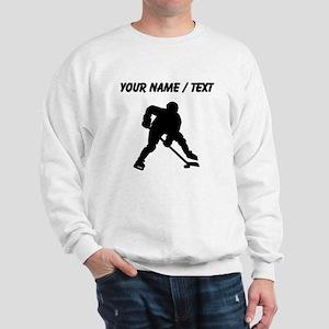 Hockey Player (Custom) Sweatshirt