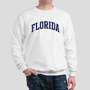 Blue Classic Florida Sweatshirt