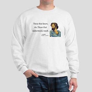 Aristotle 15 Sweatshirt