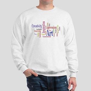 Artist Creative Inspiration Sweatshirt