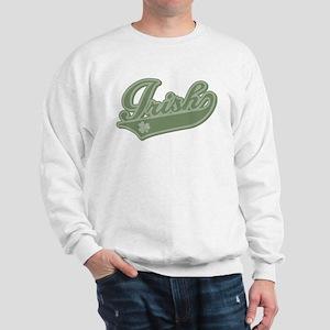 Irish [Baseball Style] Sweatshirt