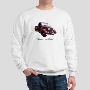 1936 Old Pickup Truck Sweatshirt