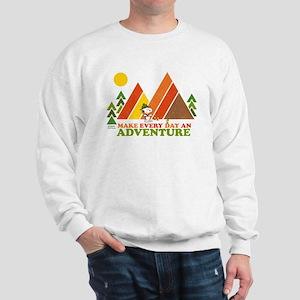 Snoopy-Make Every Day An Adventure Sweatshirt