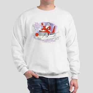 Northwest Airlines Seasons Greetings Sweatshirt