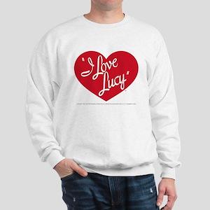 I Love Lucy: Logo Sweatshirt