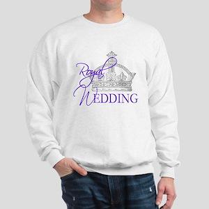 Royal Wedding London England Sweatshirt