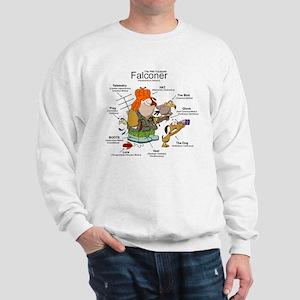 The Falconer Sweatshirt