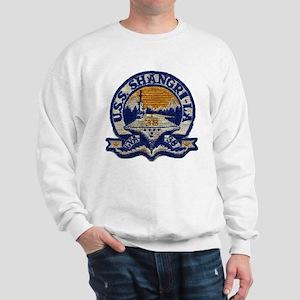 USS SHANGRI-LA Sweatshirt