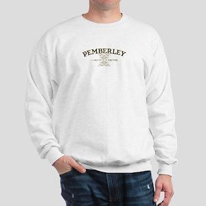 Pemberley A Large Estate In Derbyshire Sweatshirt