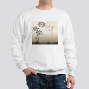 Dandelion Wishes Sweatshirt