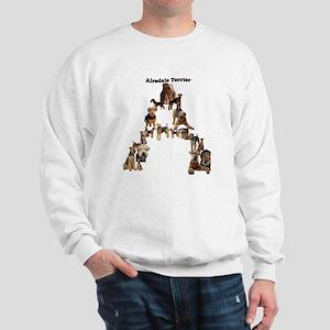Airedale Mosaic 2 Sweatshirt