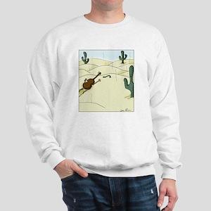 Dampit in the Desert Sweatshirt
